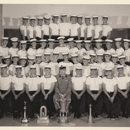 Margaree 2/67 Graduation