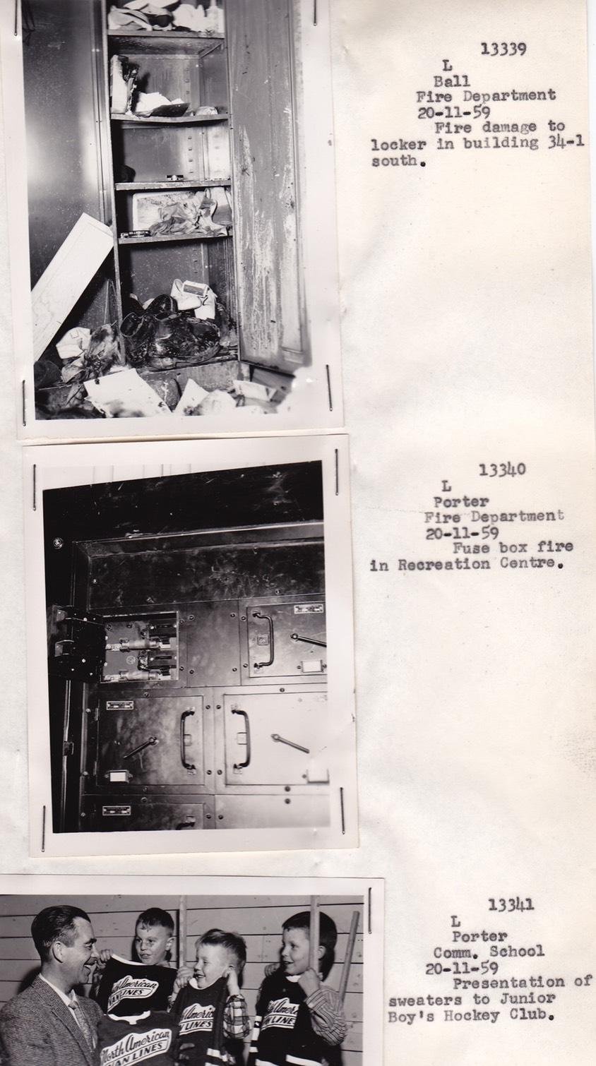 Pb11 59 Db13339 13341 Cornwallis Military Museum Fuse Box Fire