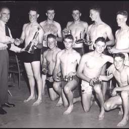 SportsAssiniboineTopSwimTeam1961DaveThien